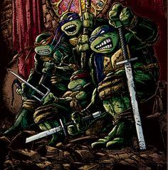 Teenage Mutant Ninja Turtles - IDW Publishing