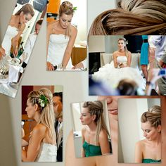 Joan 's hairwork: THE BEST WEDDING......