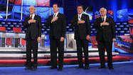 1. #prezpix #prezpixmr election 2012 candidate: Mitt Romney publication: Los Angeles Times LA Times publication date: 2/25/12