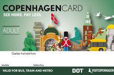 Copenhagen Card, Copenhagen
