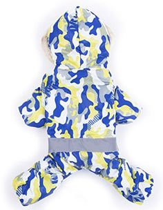 Enjoying Pet Puppy Army Camouflage Clothes Dog Cat Camo Coat Costumes Yellow XXLarge *** Want to know more, click on the image.