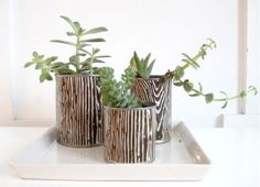 Ways to Use Tin Cans