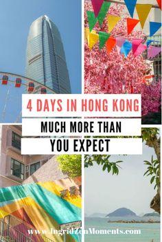 4 days Hong Kong itinerary - get swept away | It is still very much safe to travel Hong Kong and get to see the most epic Hong Kong skyline, while taking the most amazing Hong Kong photography. Hong Kong Beaches, Places In Hong Kong, China Travel, Japan Travel, Croatia Travel, Hawaii Travel, Italy Travel, Po Lin Monastery, Hong Kong Itinerary