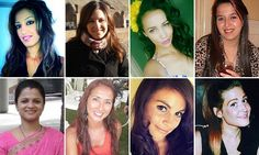 62 reasons (the number of violent deaths of women in 2015) we need to #stoptheviolence: The faces of Australia's shameful and shocking epidemic of violence against women....