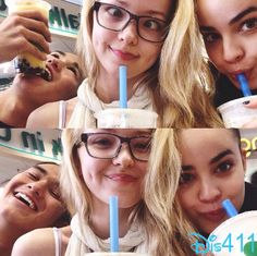 Photos: Dove Cameron Hanging Out With Booboo Stewart