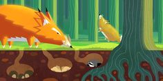 The Foxhog Hunt - Matt Stroud