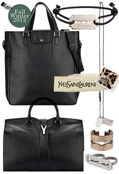 My MANy Bags: YSL Ad Campaigns And Catalogues #265