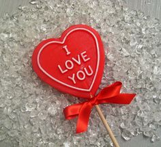 Rock Candy Favours Personalized Sweets Wedding Edible
