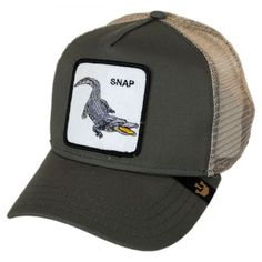 Goorin Bros Snap At Ya Trucker Snapback Baseball Cap Snapback Hats. Village  Hat Shop b28aeef33ca