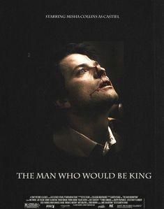 Supernatural Episodes, Supernatural Art, Misha Collins, The Man, Movie Posters, Movies, Night, Films, Film Poster