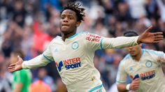 Arsenal and Tottenham to Battle for Marseille Striker Michy Batshuayi in Sensational Summer Swoop