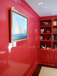 Fine Paints of Europe, High Gloss With Depth, Shine and Lasting Finish. They make an absolutely divine line of interior and exterior paints, stains, varnish's & sealents that are used by happy hands at home users, professional painters, furniture makers & re-furbishers & the boating industry, etc. .