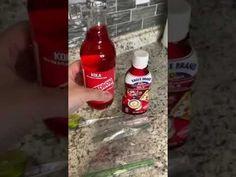 GRANIZADO O RASPADO CASERO! Solo 2 ingredientes! - YouTube
