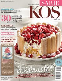 SARIE KOS South African Recipes, Ethnic Recipes, My Favorite Food, Favorite Recipes, Kos, Homemade Ice Cream, September, Quiche, Cheesecake