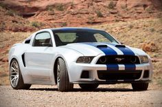 "Custom 2014 Ford ""Need For Speed"" Mustang GT to go under the hammer."