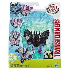 Hasbro Transformers Robots In Disguise RID Mini-Con Weaponizer Lord Doomitron Hot Rod Transformers, Hasbro Transformers, Transformers Collection, Fun Activities For Toddlers, Power Rangers Dino, Cool Toys, Awesome Toys, Rescue Bots, Robot Action Figures