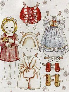 Greeting cards/ paper dolls - Onofer-Köteles Zsuzsánna - Picasa Webalbum