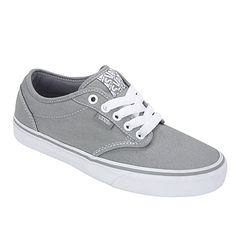 Classic, versatile and cute. ATWOOD CANVAS by VANS #RRSWishList