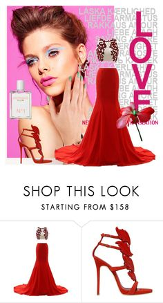 """""""Untitled #166"""" by lalle-mila ❤ liked on Polyvore featuring Giuseppe Zanotti and Mermaid"""
