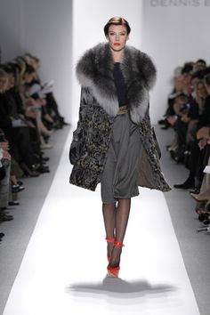 Dennis Basso | Collections Fall 2012