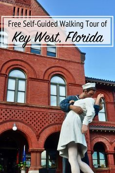 Free Self-Guided Walking Tour of Key West, Florida. Key West is a small island … Free Self-Guided Walking Tour of Key West, Florida. Key West is a small island and extremely walkable with lots of must-see sights. Visit Florida, Florida Vacation, Florida Travel, Travel Usa, New Orleans Cemeteries, Walkable City, Key West Vacations, Key West Florida, Florida