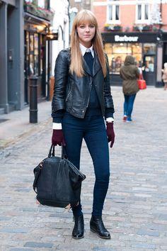 London Street Style. #Fashion