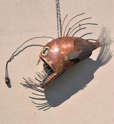 steampunk fish - Pesquisa Google