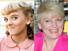 Alison Arngrim played Nellie Oleson on Little House on the Prairie