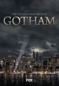 #Gotham Series Premiere, This Fall | On FOX - I'm always gonna be behind (can't ever watch it live), but I like how this show is going so far.