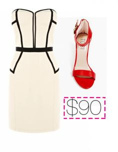 My Day 2 look for only $90. Shop by logging on to LarsaPippen.com