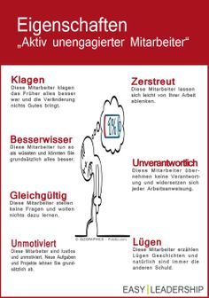 Was Sie über aktiv unengagierte Mitarbeiter wissen müssen Personnel policy; What do you do with actively unengaged employees? unenacted employees right employees # leadership # leaders Psychology Symbol, Abnormal Psychology, Psychology Major, Psychology Disorders, Psychology Facts, Evolutionary Psychology, Educational Psychology, Color Psychology, Leadership