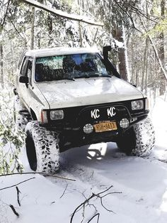 1990 3 4 Swap Toyota 4runner Overland Style Vehicle