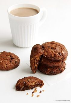 Biscotti Anzac di Ottolenghi | Cucchiaio e pentolone