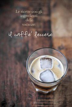 - VANIGLIA - storie di cucina: il caffè leccese #italy #puglia