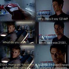 5x8 - I felt so bad for Damon in this season!