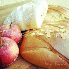 Brioche Cuore di mela di Eva
