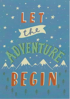 Adventure Print, Inspirational Quote, Travel Print, Kids Wall Art, Mountain…
