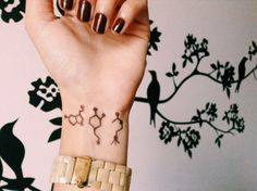 Serotonin - Happiness, satisfaction.  Dopamine - Love, passion.  Acetylcholine - Learn, dream, memory