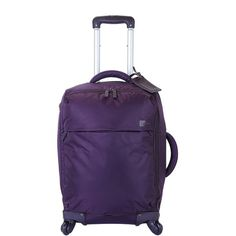 Lipault Original Plume Spinner Carry On Carry On Suitcase 55430b6c1982b