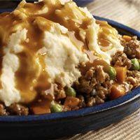 MMMM-Comfort food! Slow Cooker Shepherd's Pie