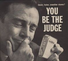 Art of Manliness Sacrilege! My Year-Long Experiment With Using an Electric Razor | The Art of Manliness