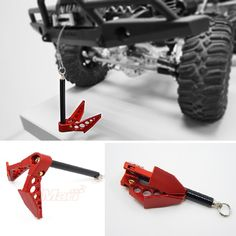 foldable winch anchor (yeah racing)
