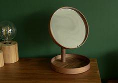 walnut-table-top-mirror
