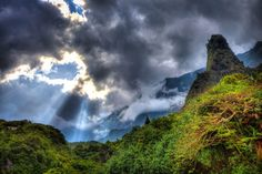 La Côte Nord d'Oahu