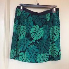 Banana Republic Printed Lined Skirt Banana Republic Printed Lined Skirt Banana Republic Skirts Mini