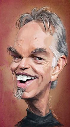 Caricature de Billy Bob