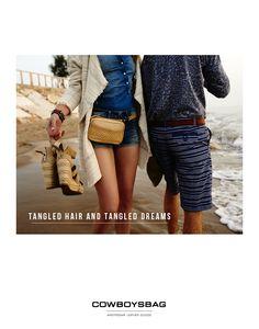 Cowboysbag | Tangled hair and tangled dreams - Spring Summer 2015, Bag Malpas 1593
