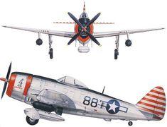 Republic P-47D/M/N Thunderbolt