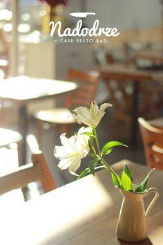 Nadodrze Cafe & Resto Bar // Wrocław, Drobnera 26a