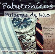 Friendship brazalet patuconicos.   https://www.facebook.com/pages/Patuconicos-lana-y-algodón/133197553517428?ref=hl http://patuconicos.blogspot.com.es https://twitter.com/patuconicos/media